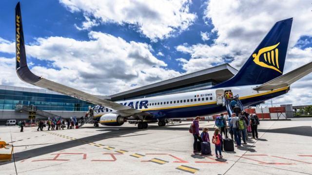 Ryanair bagaglio mano