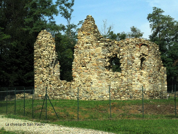 castrum chiese castelsperio