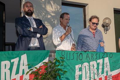 forza italia busto