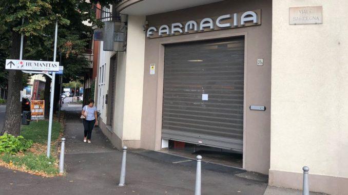 furto farmacia casse