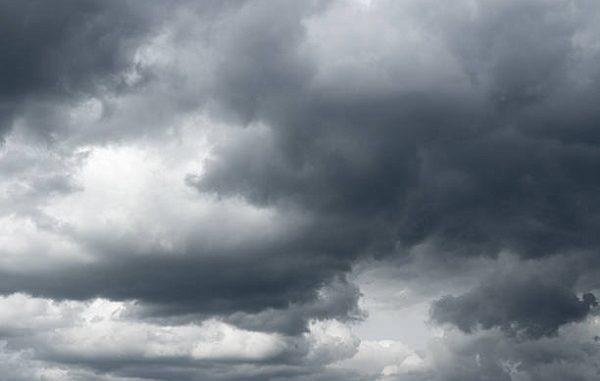 nuvole pioggia pressione