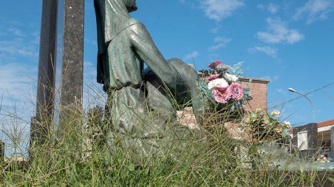 sfalci cimitero busto