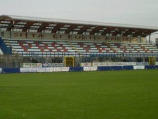 stadio speroni sicurezza