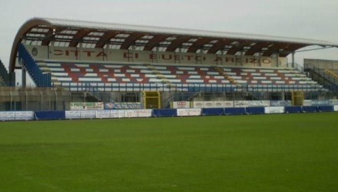 stadio speroni sicurezza
