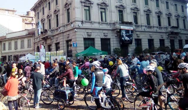 gallarate città biciclette