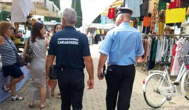 arsago carabinieri congedo