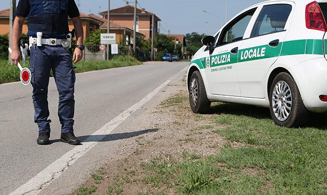 castano polizia locale