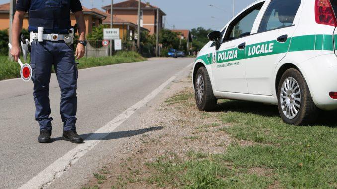 castano polizia controlli
