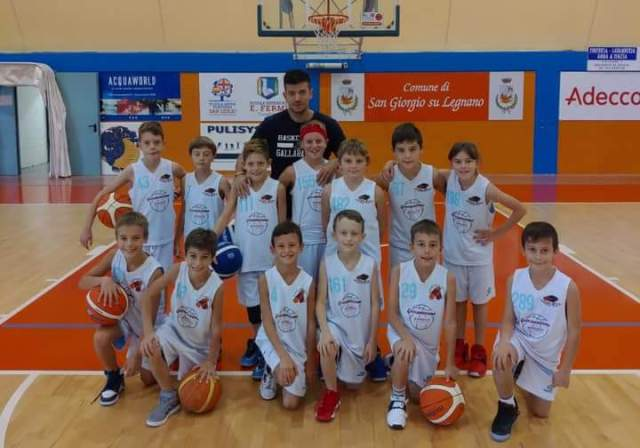 Basketball Gallaratese Aquilotti