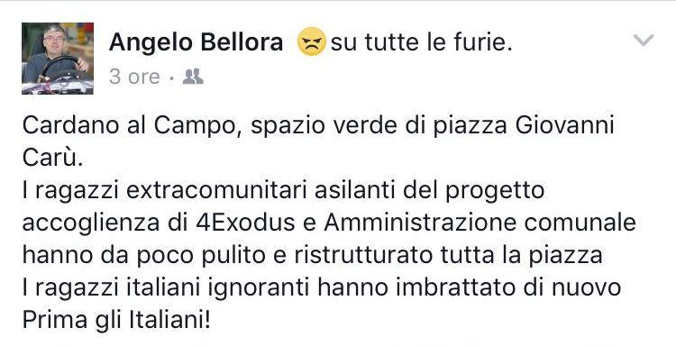 italiani ignoranti cardano