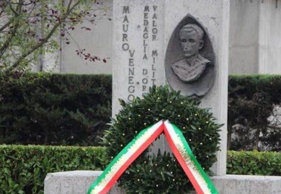 commemorazione uccisione venegoni