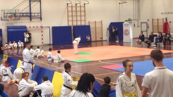 Taekwondo gara Busto