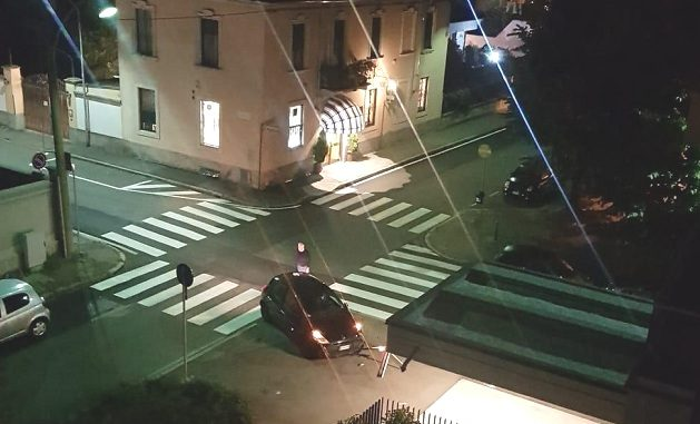 incidente via nannetti