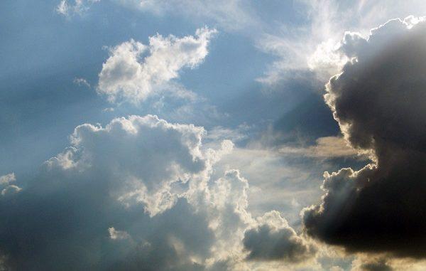 instabilità aumento nuvolosità