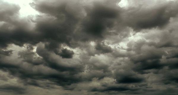 nuvole pioggia temperatura