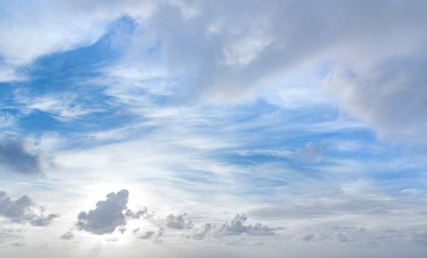 nuvole sole temperatura