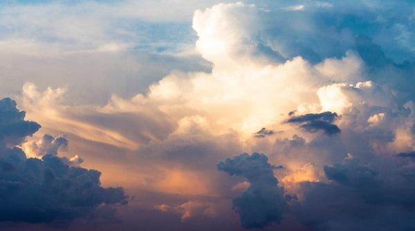 nuvolosità crescita correnti