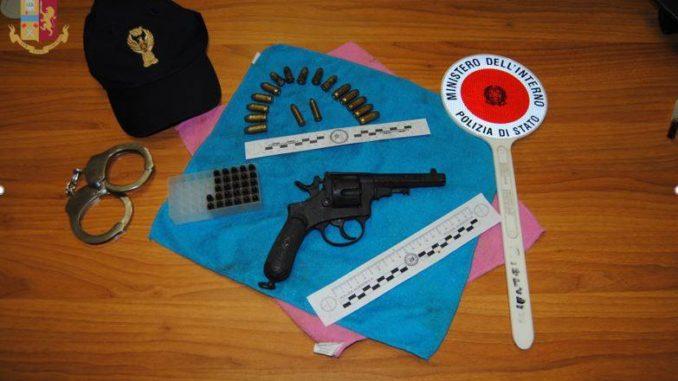 olgiate pistola collezionista