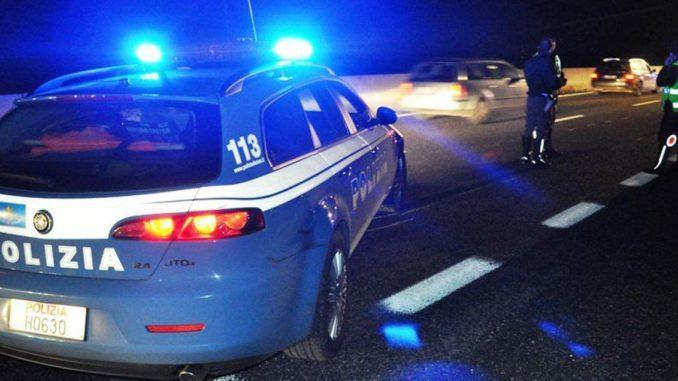polizia stradale controlli droga documenti