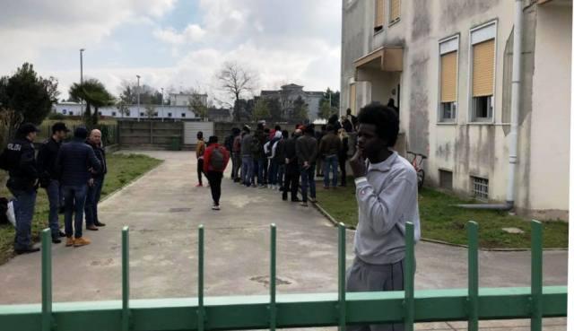 profughi cassani gallarate