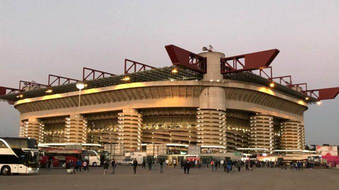 magnago polisportiva stadio