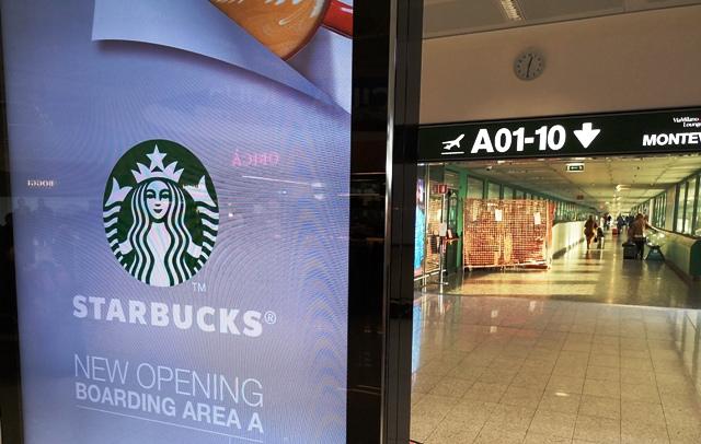 Starbucks malpensa milano