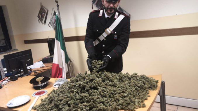 cassano spaccio marijuana