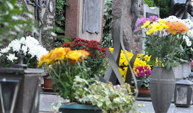 furti cimitero tombe