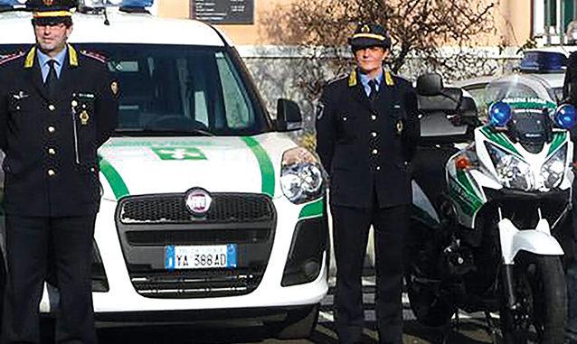 magnago polizia locale
