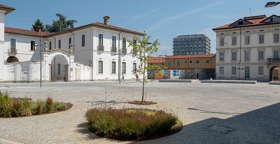 inaugurazione piazza busto magugliani