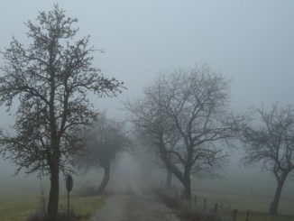 nuvole nebbia lombardia