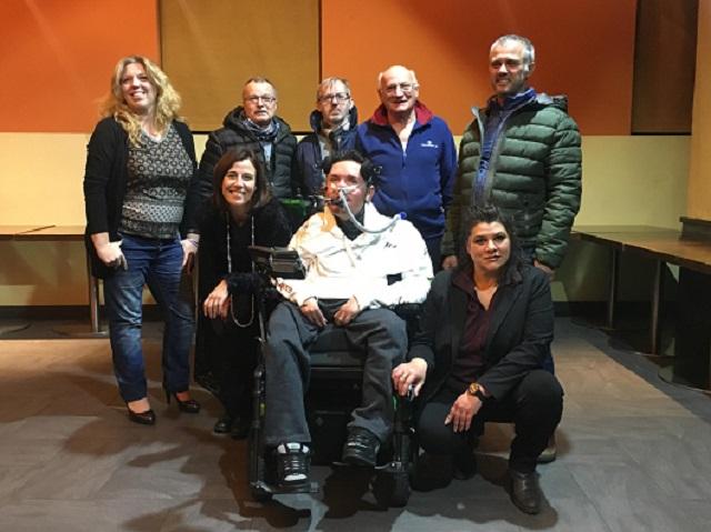 wheelchair samarate disabilità