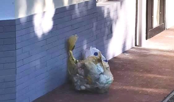 cassano abbandona rifiuti