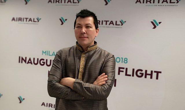 Rossen Dimitrov Air Italy
