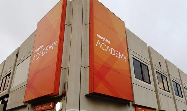 easyjet academy malpensa