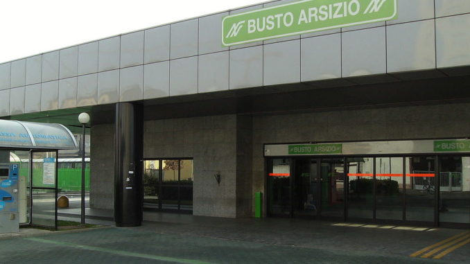 area nord busto