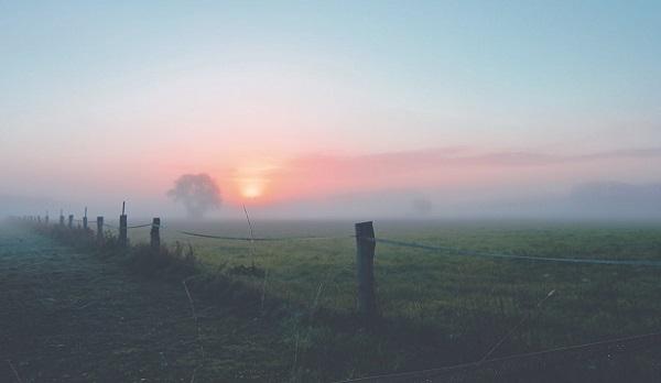 bel tempo nebbia