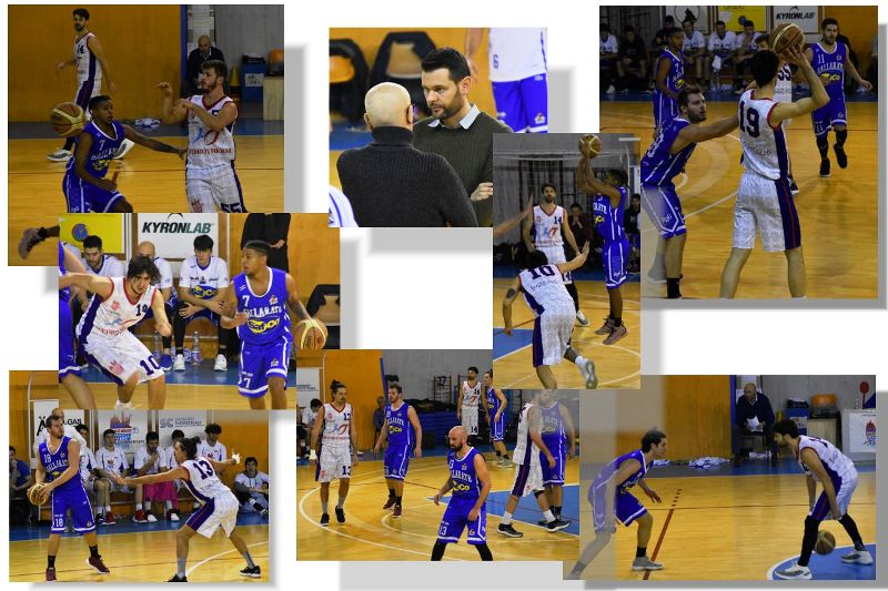 Basket busto gallarate