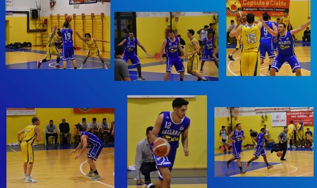 BasketBall Gallaratese gazzada