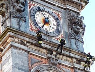 campanile vigili del fuoco varese