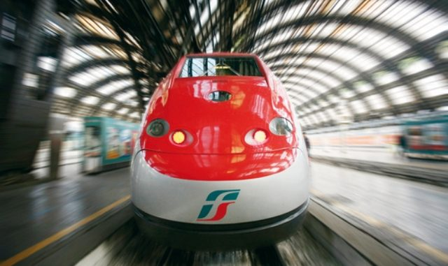 ferrovia treni alta velocità