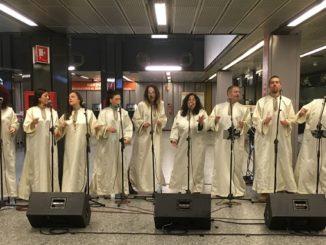 gospel aeroporto malpensa