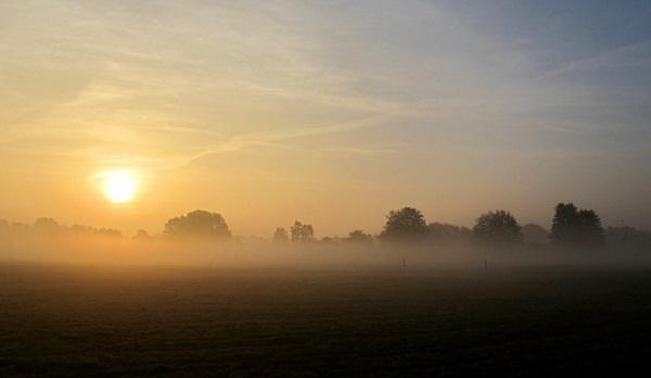 nebbia sereno lombardia