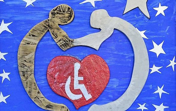 presepi arte disabili