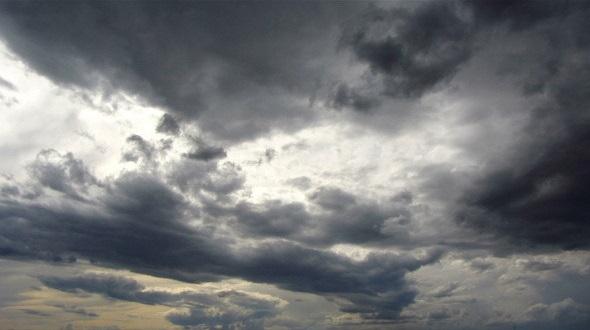 pressione nubi pioggia