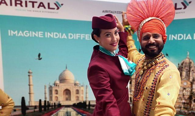 Air italy india