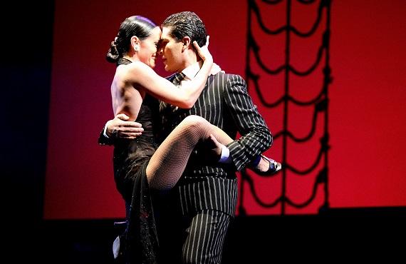 lezioni tango samarate