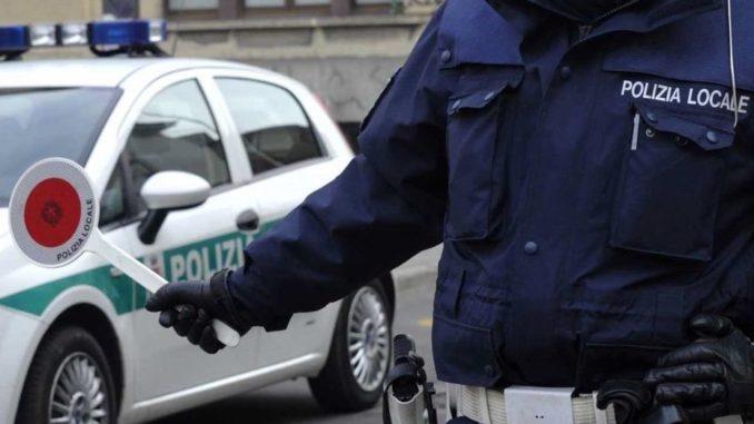 arrestato polizia locale