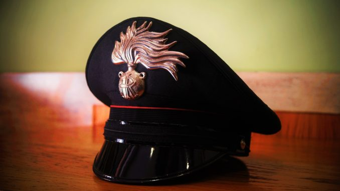 busto carabinieri indagati