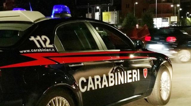carabinieri incidente cassano giovanni santoro